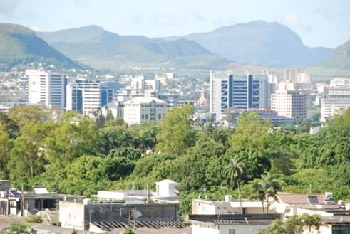 Finanzzentrum Ebene, Mauritius