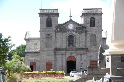 Mauritius: Saint Louis Cathedral