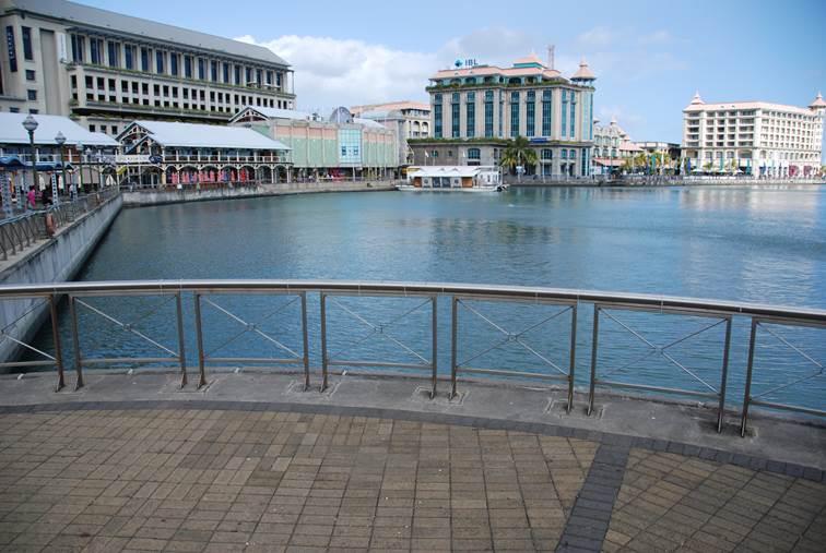 Mauritius Le Caudan Waterfront