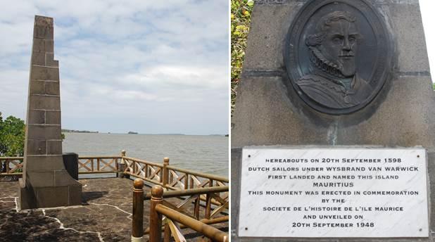 Mauritius: Memorial Site at Grand Port
