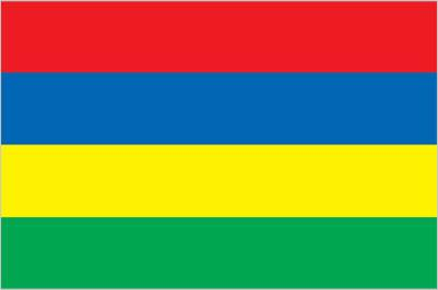 Mauritius Flagge