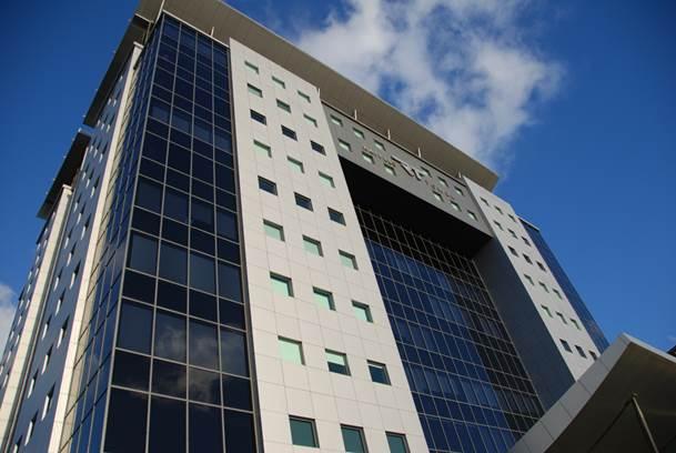 Mauritius Cybercity Raffles Tower